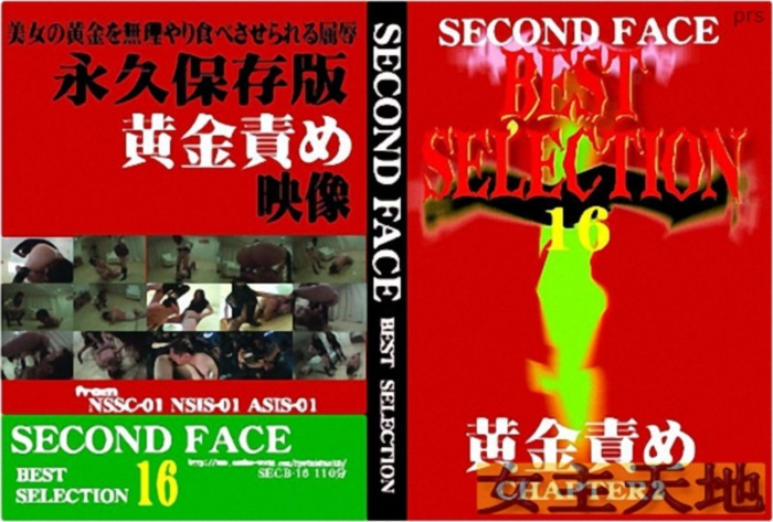 [SECB-16] Second Face Best Selection 1.55 GB