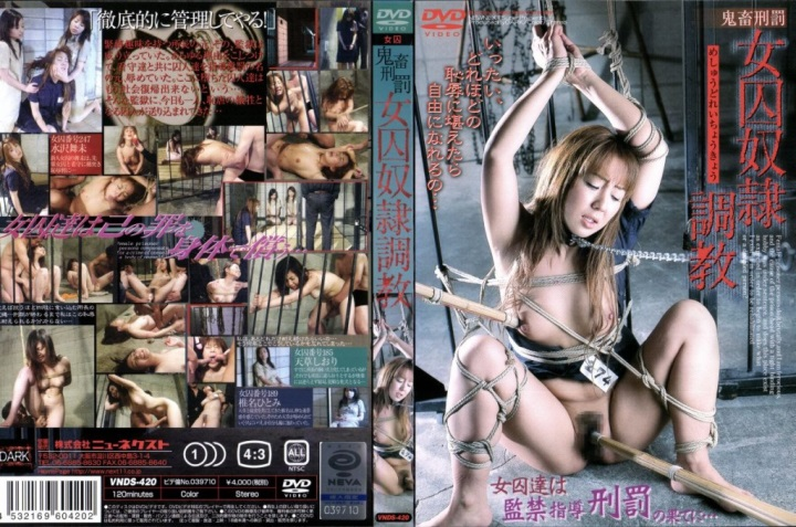 [VNDS-420] 女囚奴隷調教 SM ネクストイレブン 1.38 GB