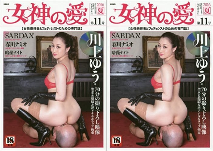 "SANWA PUBLISHING DVD – ""GODDESS 11"" strap-on, teasing Sardax 1.69 GB"