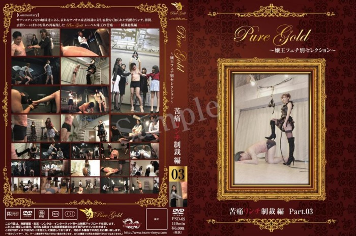 [PSD-09] Pure Gold嬢王フェチ別セレクション 〜 苦痛リンチ制裁編 Part 03〜 Torture Yapoo's Market 1.61 GB (HD)