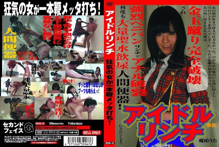 [SECG-02] アイドルリンチ狂気の女が一本鞭メッタ打ち セカンドフェイスG 放尿 Tied 100分 セカンドフェイス 1.26 GB