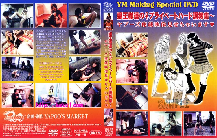 [YSD-03] 嬢王様達のプライベートハード調教集 Torture 775 MB