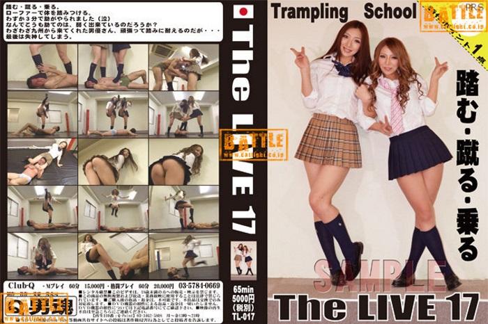 [TL-017] Trampling School 641 MB