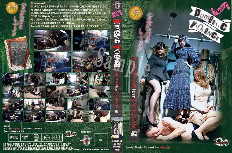 [ZRND-11] Super Domestic Violence フェティッシュbarバイオレンス編 1.86 GB (HD)