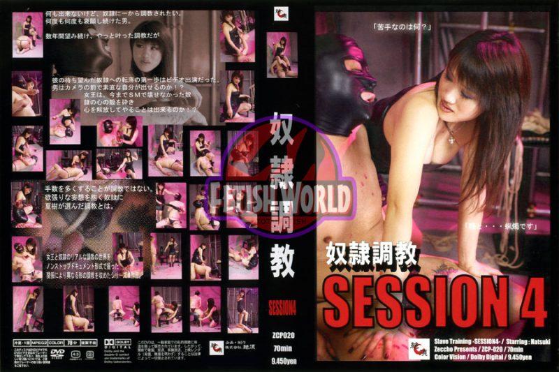 [ZCP-020] 奴隷調教 SESSION 4 Rape Torture 679 MB